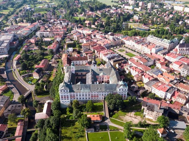 Broumov, město kultury – nadační fond