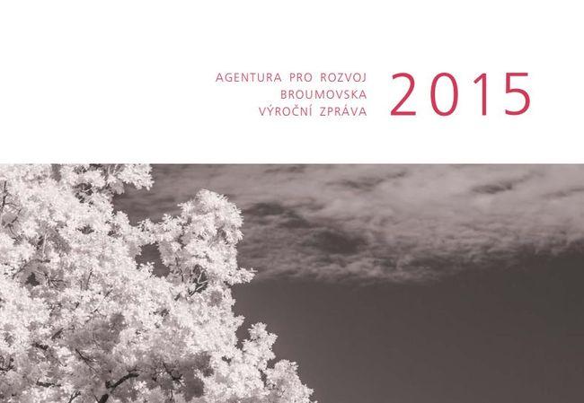 Výroční zpráva 2015